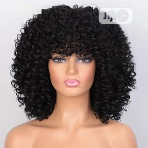 14 Short Afro Kinky Curly Wigs for Women   Hair Beauty for sale in Imo State, Owerri