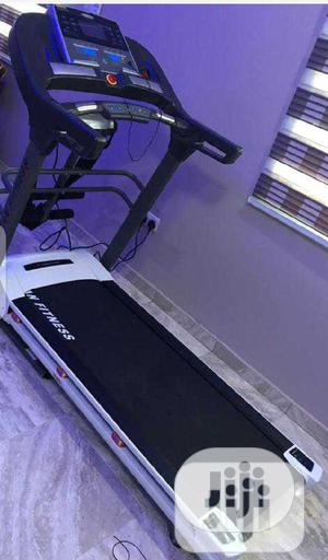 2.5hp Treadmill With Massager , USB and Mp3   Sports Equipment for sale in Lagos State, Surulere
