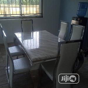Ideal Marble Dining Table | Furniture for sale in Lagos State, Ojodu
