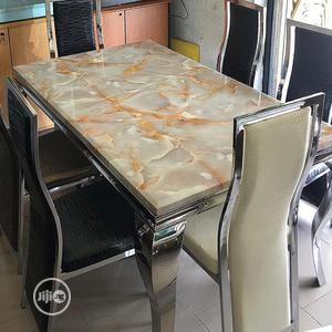 Imported Marble Dining Table | Furniture for sale in Lagos State, Ojodu
