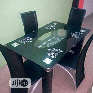 High Grade Glass Dining Table   Furniture for sale in Lagos State, Ojodu