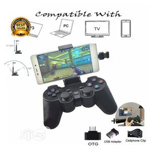 Gamepad Compatible With Wirelss Android Controller   Accessories for Mobile Phones & Tablets for sale in Lagos State, Ikeja
