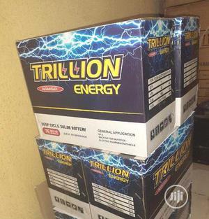 12v 100ah Trillion Battery   Solar Energy for sale in Lagos State, Ojo