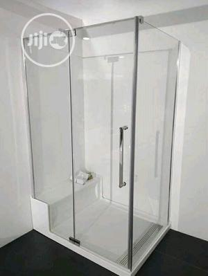 10mm Glass Thickness Shower Cubicle | Plumbing & Water Supply for sale in Lagos State