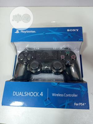Playstation 4 + Wireless Dualshock 4   Video Game Consoles for sale in Rivers State, Port-Harcourt