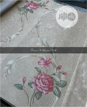 Classic Damask Wallpapers. Fracan Wallpaper Limited Now In Abuja   Home Accessories for sale in Abuja (FCT) State, Gudu