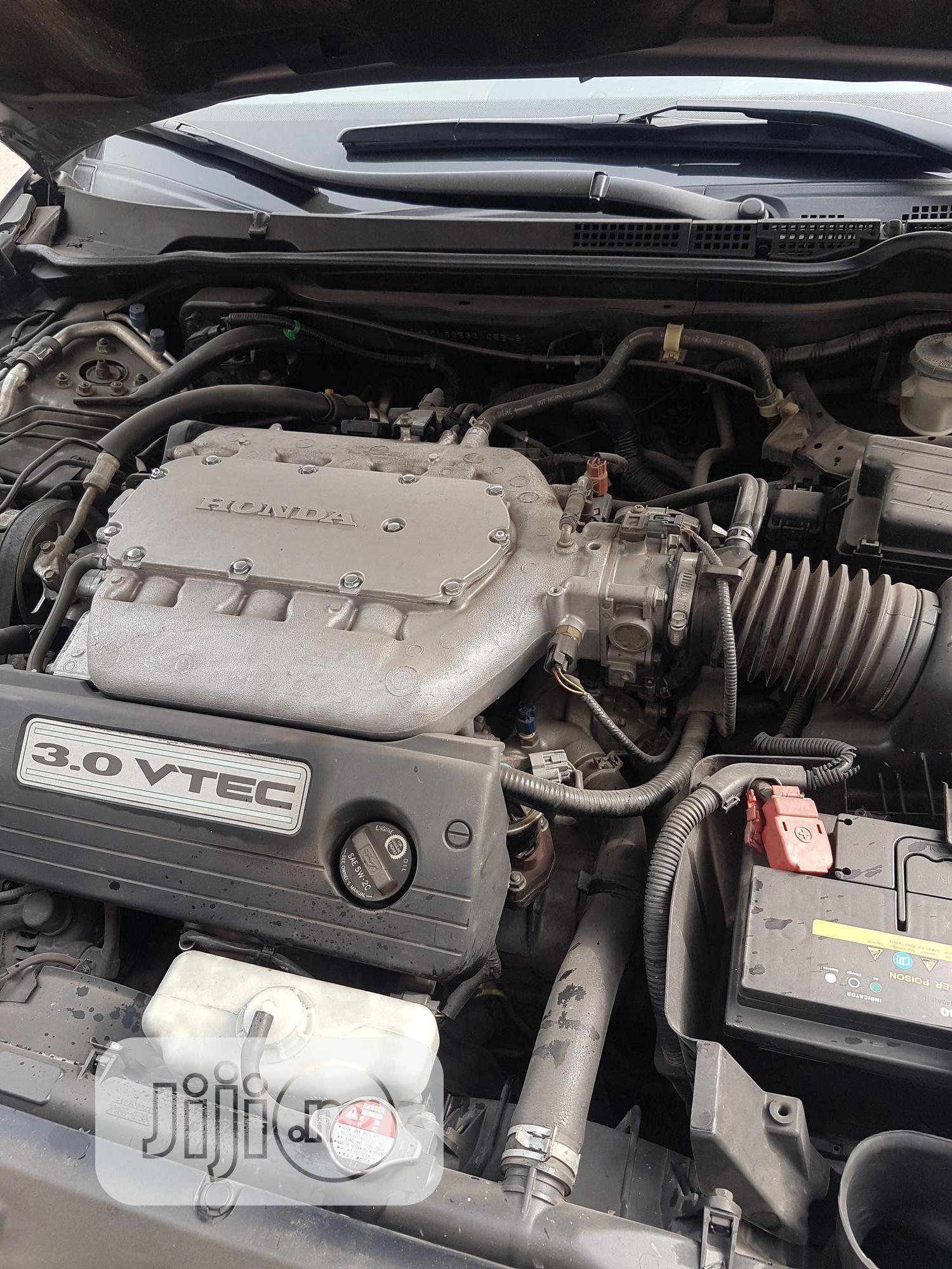 Archive: Honda Accord 2007 Sedan EX-L Automatic Gray