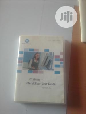Konica Minolta User Guide & Instalation Disk For Bizhub C360/C280/C220   Software for sale in Lagos State, Lekki