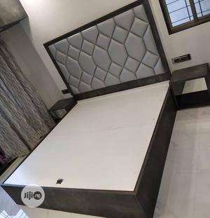 Bed With Bed Head Sofar | Furniture for sale in Lagos State, Mushin