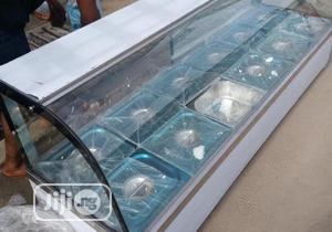 High Quality Curved Glass Food Warmer Display | Restaurant & Catering Equipment for sale in Lagos State, Ojo