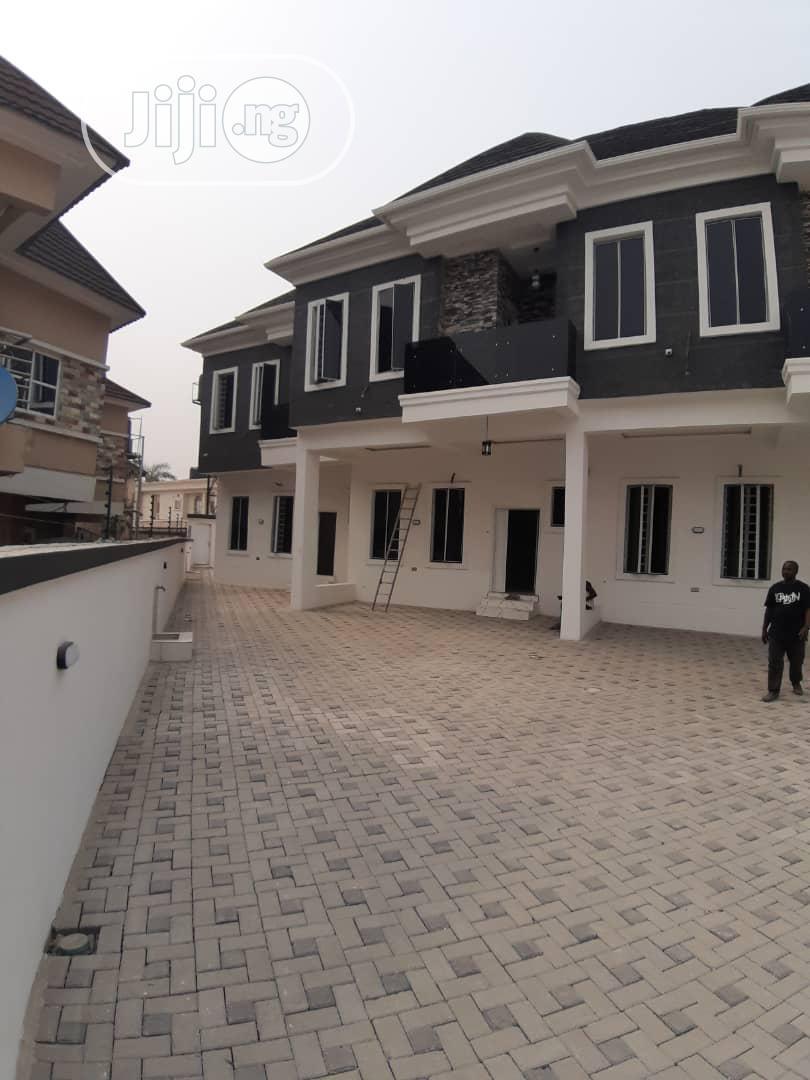Archive: Newly Built 4 Bedroom Duplex For Sale At Ikota Lekki Phase 2.