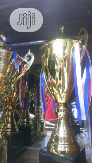 Gold Trophy | Arts & Crafts for sale in Lagos State, Lagos Island (Eko)
