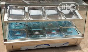 Food Display Warmer. 4 Plates Up And Down   Restaurant & Catering Equipment for sale in Lagos State, Ojo