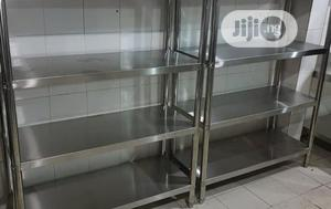High Quality Stainless Steel Rack | Restaurant & Catering Equipment for sale in Lagos State, Ojo
