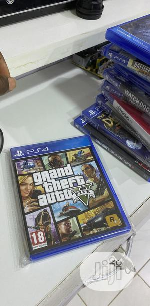Cd Ps4 - GTA v and Other Game Title | Video Games for sale in Rivers State, Port-Harcourt