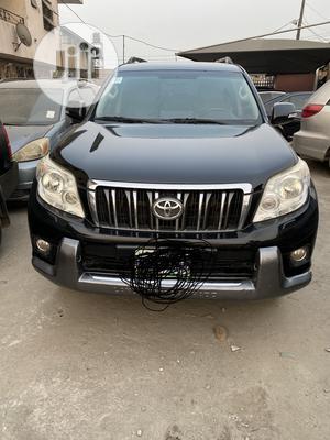 Toyota Land Cruiser Prado 2011 Black | Cars for sale in Lagos State, Surulere