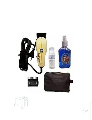 Chaoba Professional Hair Clipper With Bag and Aftershave Complete   Tools & Accessories for sale in Lagos State, Lagos Island (Eko)