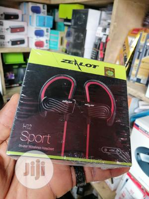 H12 Zealot In-ear Bluetooth Earphone | Headphones for sale in Lagos State, Ikeja