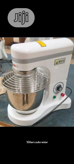 7liters Cake Mixer. Industrial Cake Mixer Low And High Quality | Restaurant & Catering Equipment for sale in Ogun State, Obafemi-Owode