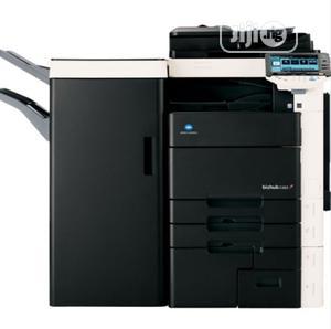 Bizhub C452 Konical Minoalta Direct Image Printer   Printers & Scanners for sale in Lagos State, Ikeja