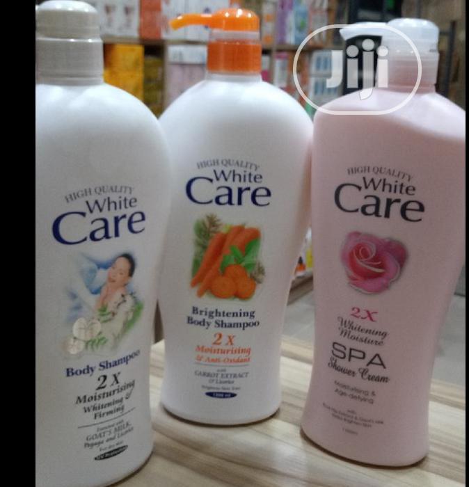 Archive: White Care Shower Cream
