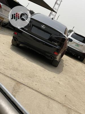 Lexus IS 2010 Black   Cars for sale in Lagos State, Surulere