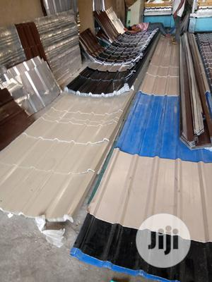 Manufacture Of Original Aluminum Roofing Sheets | Building Materials for sale in Lagos State, Agege