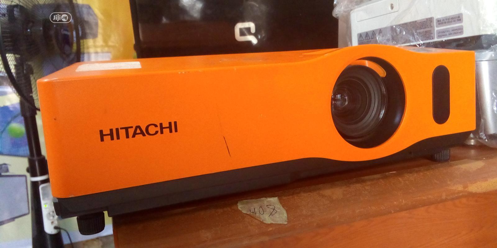 Hibright Hitachi Projector