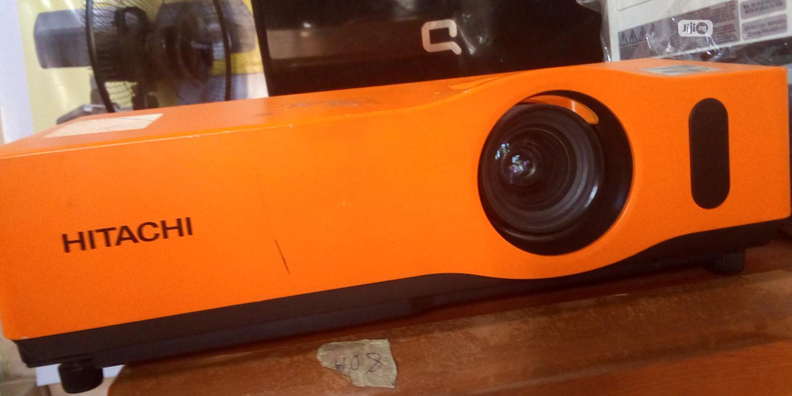 Hibright Hitachi Projector | TV & DVD Equipment for sale in Abeokuta South, Ogun State, Nigeria
