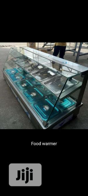 Food Warmer. Bain Marie. Eatry Food Warmer Display | Restaurant & Catering Equipment for sale in Abuja (FCT) State, Maitama