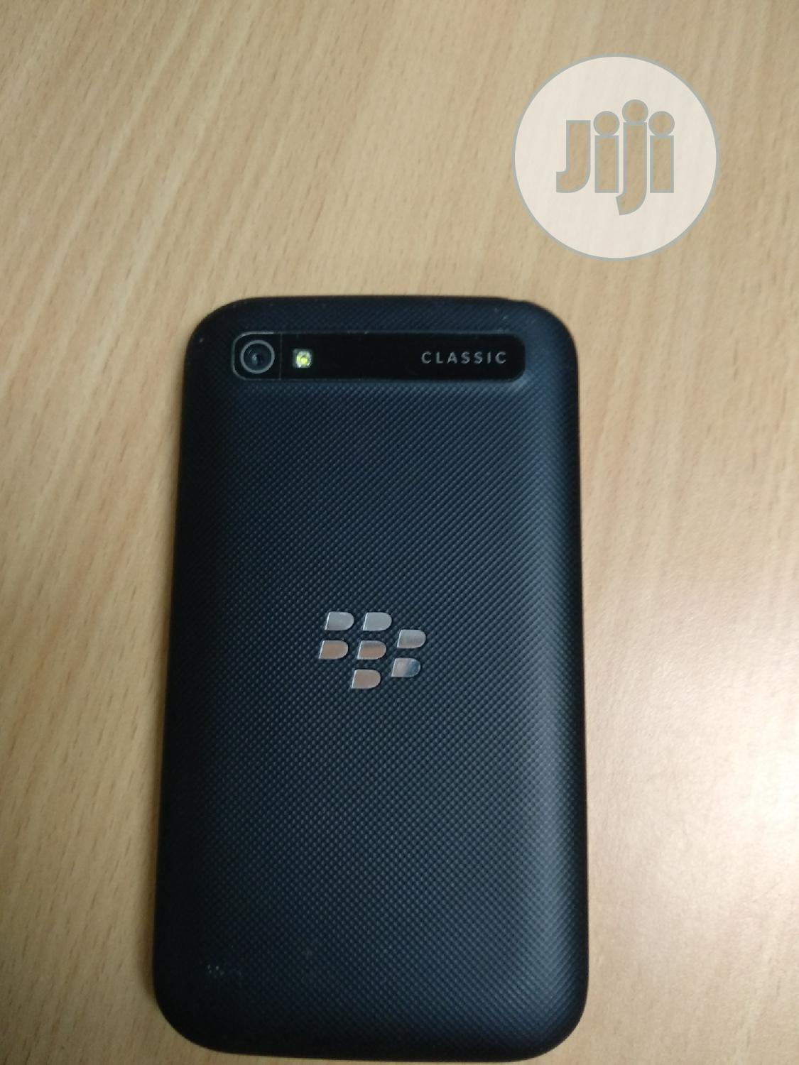 BlackBerry Classic 16 GB Black | Mobile Phones for sale in Oshimili South, Delta State, Nigeria