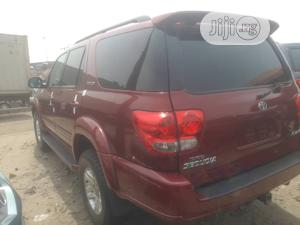 Toyota Sequoia 2006 Red | Cars for sale in Lagos State, Apapa