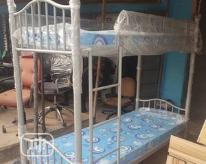 Metal Double Bunk Bed | Furniture for sale in Abuja (FCT) State, Gwarinpa