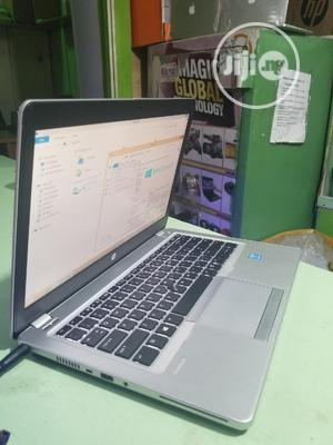 Laptop HP EliteBook Folio 9480M 4GB Intel Core I5 HDD 320GB   Laptops & Computers for sale in Niger State, Suleja