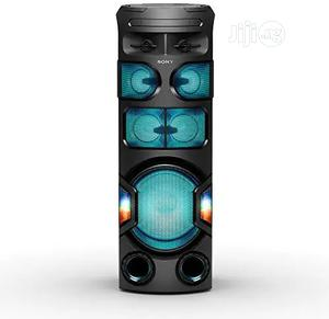 Sony MHC-V82D Powerful Party Speaker With Long Distance Bass Sound   Audio & Music Equipment for sale in Lagos State, Ojo