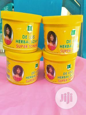 De Luis Herbal Soap Super Toner   Bath & Body for sale in Lagos State, Amuwo-Odofin