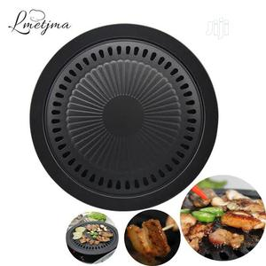Barbecue Grill Smokeless Stovetop Barbecue Grill Pan   Kitchen & Dining for sale in Lagos State, Ikeja