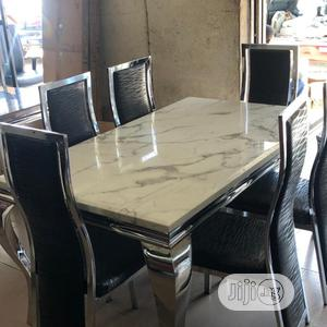 Brand New Marble Dining Table | Furniture for sale in Lagos State, Oshodi
