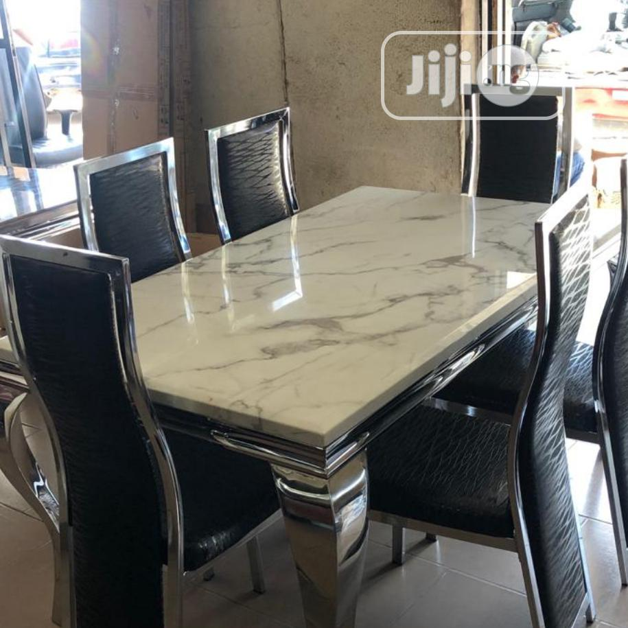 Brand New Marble Dining Table