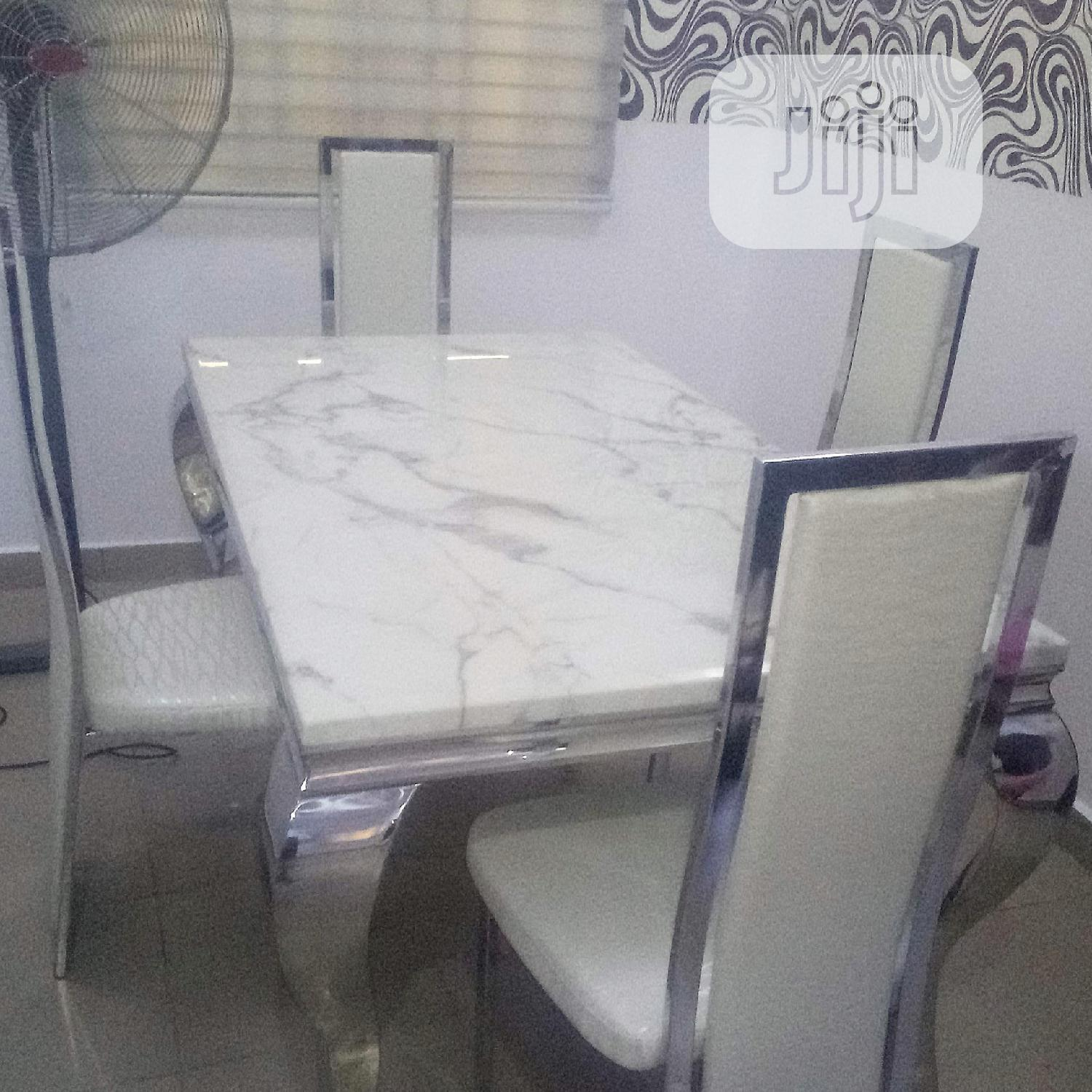 Top Class Marble Dining Table
