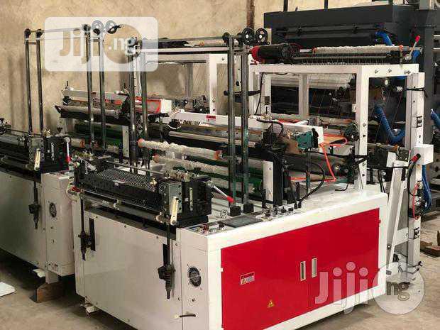 Nylon Making Machine