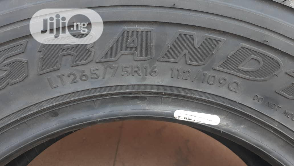 265/75R16 Dunlop Tyre | Vehicle Parts & Accessories for sale in Ikeja, Lagos State, Nigeria