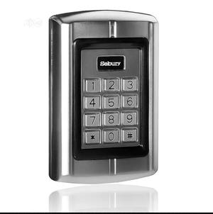 RFID Card Metal Door Access Controller Reader Keypad Sebury BC-2000 | Doors for sale in Lagos State, Ikeja