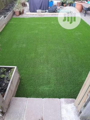 New & Soft 30mm Artificial Green Grass Carpet For Indoor/Outdoor/Home/Garden. | Garden for sale in Lagos State, Ikorodu