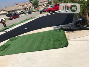 Original & High Quality 15mm Artificial Green Grass Carpet. | Garden for sale in Lagos State, Ikorodu