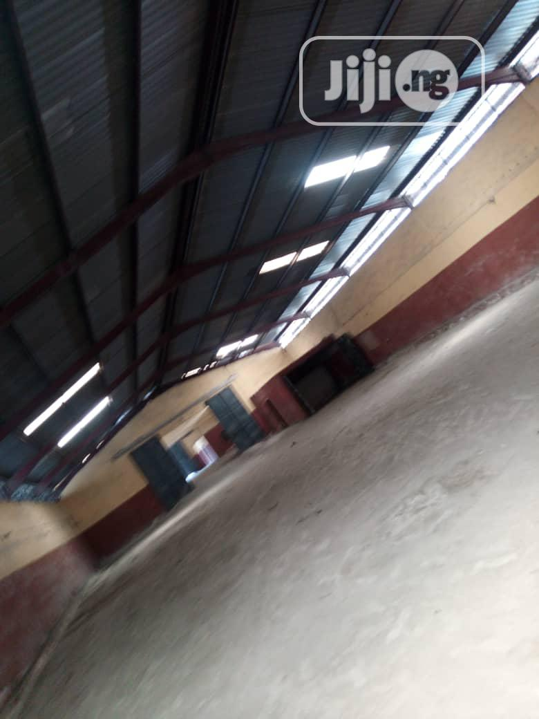 Functional Warehouse With Constant Power For Lease In PH   Commercial Property For Rent for sale in Port-Harcourt, Rivers State, Nigeria