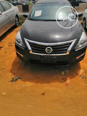 Nissan Altima 2015 Black | Cars for sale in Lagos State, Isolo