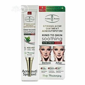 Aichun Beauty Strong Acne Ointment 3 Days Acne Out - Spot On!   Skin Care for sale in Lagos State