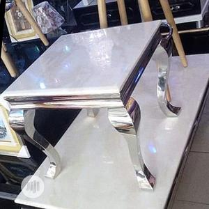 Unique Marble Center Table Side Stool | Furniture for sale in Lagos State, Oshodi