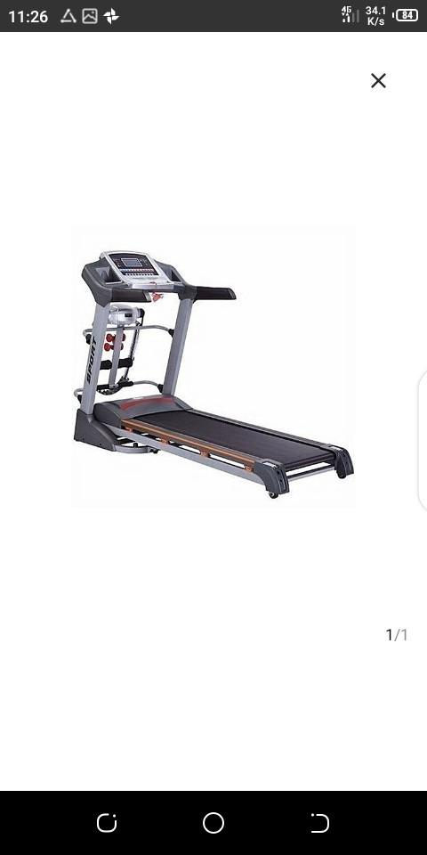 Archive: 2hp Treadmill With Massager and Usb